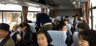 『サントリー山崎蒸留所見学と京都御所参観  錦市場散策』